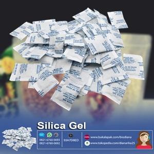 Distributor Silica Gel Natural Untuk Makanan
